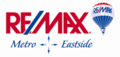 RE/MAX Metro & Eastside Logo