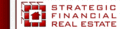 Strategic Financial Real Estate Logo
