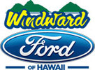 Windward Ford of Hawaii Logo