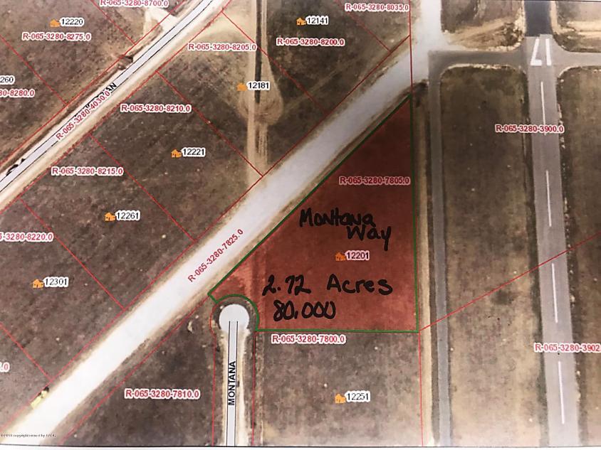 Photo of 12201 MONTANA WAY Amarillo, TX 79118