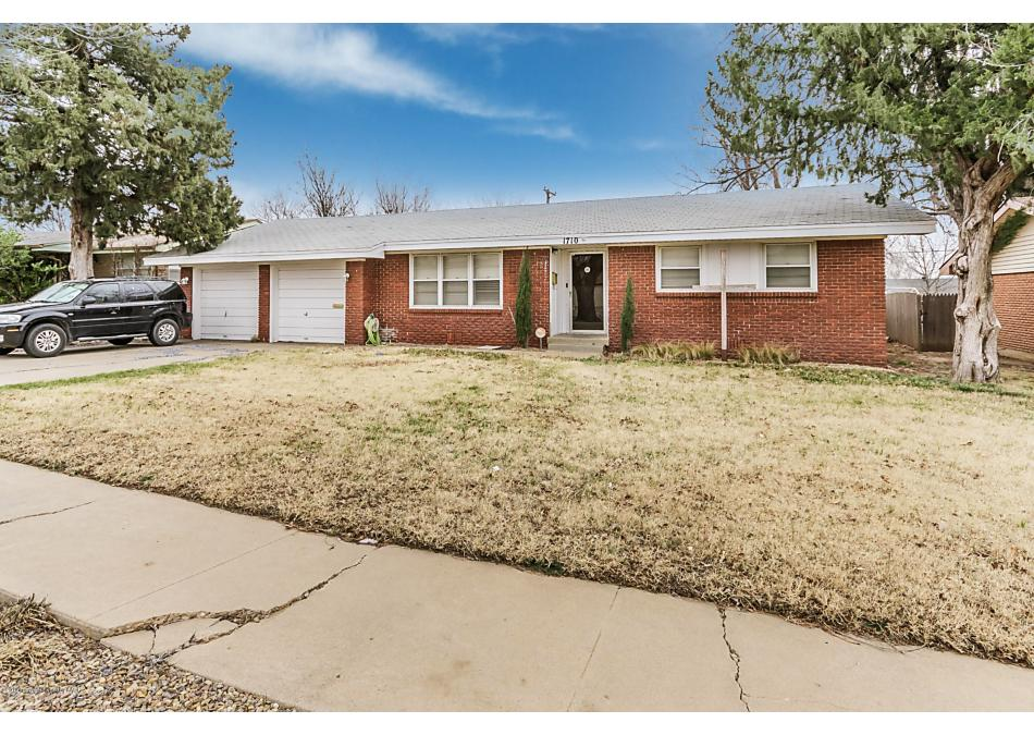 Photo of 1710 Evergreen St Pampa, TX 79065