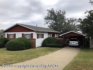 Photo of 309 Union St Borger, TX 79007