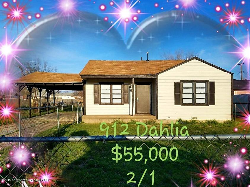Photo of 912 DAHLIA ST Amarillo, TX 79107