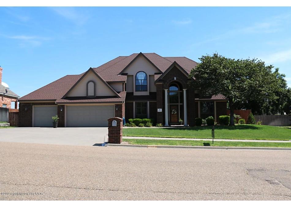 Photo of 207 Loma Linda Ln Borger, TX 79007