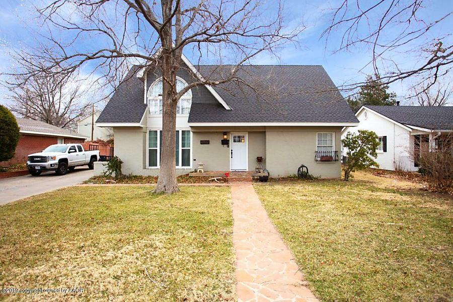 Photo of 2609 PARKER ST Amarillo, TX 79109