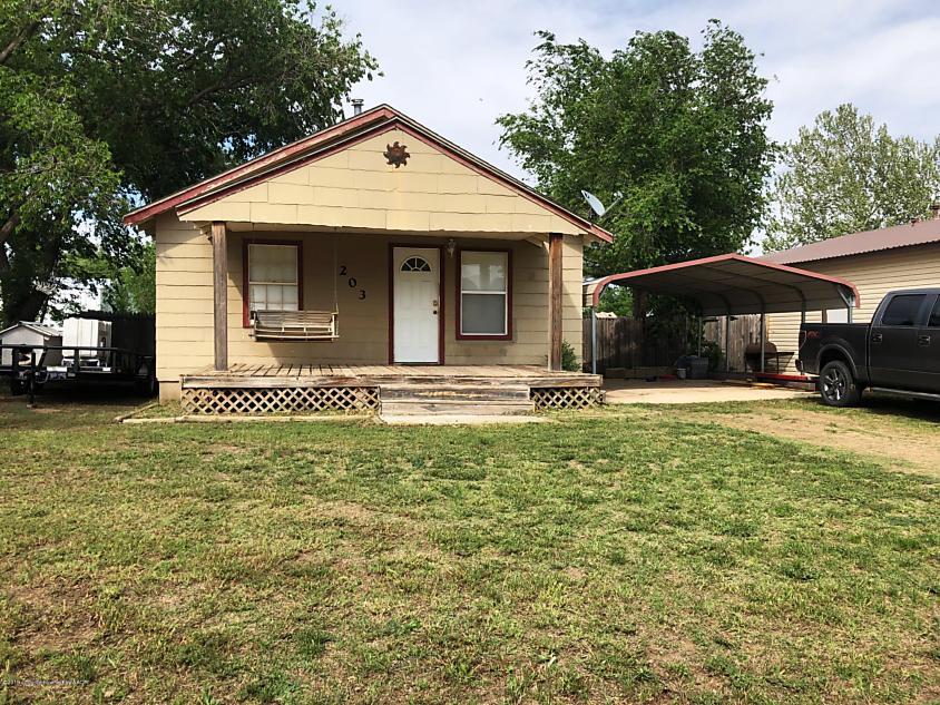 Photo of 203 Hoyne Ave Fritch, TX 79036