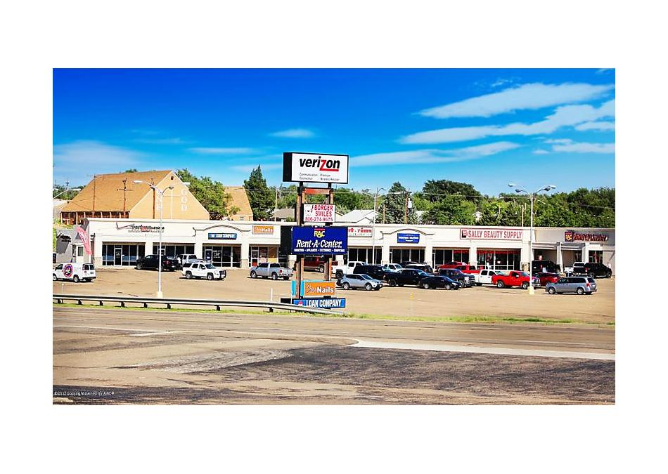 Photo of 1430 Roosevelt St Borger, TX 79007