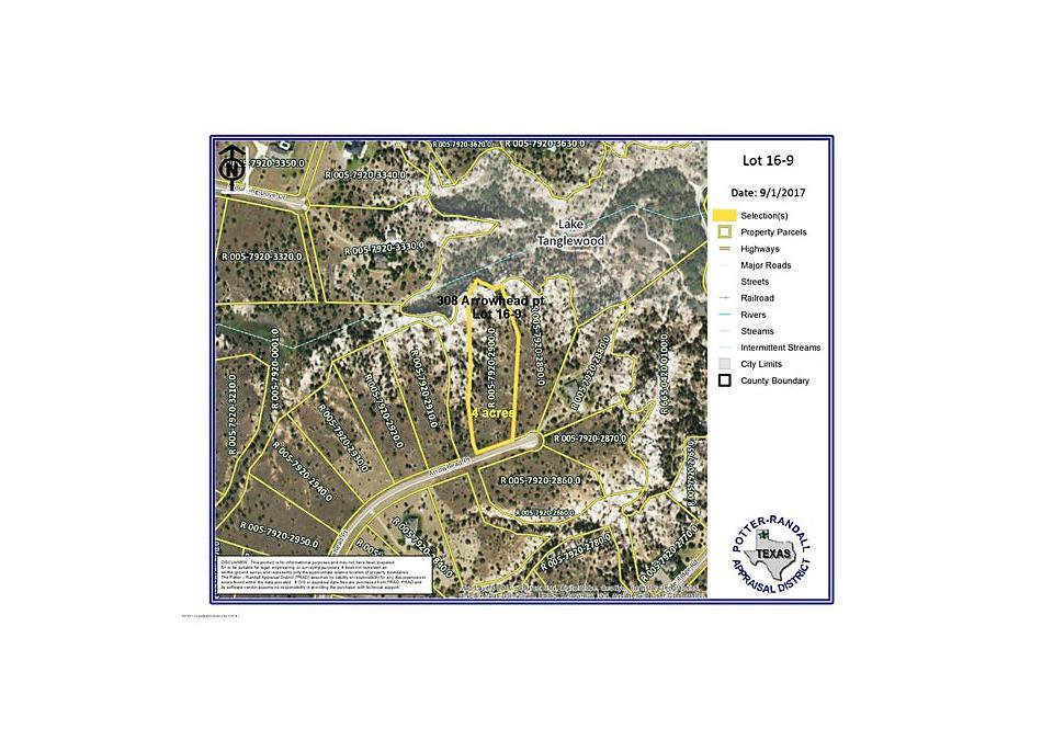 Photo of 308 Arrowhead Pt Canyon, TX 79015