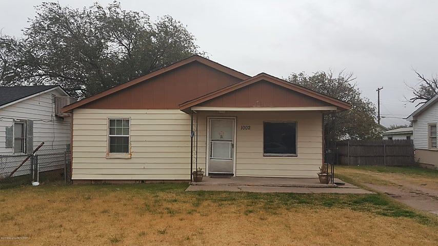 Photo of 1002 Grant St Amarillo, TX 79107