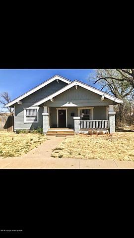 Photo of 1601 Monroe St Amarillo, TX 79102