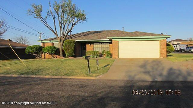 Photo of 1100 Coffee Dr Borger, TX 79007