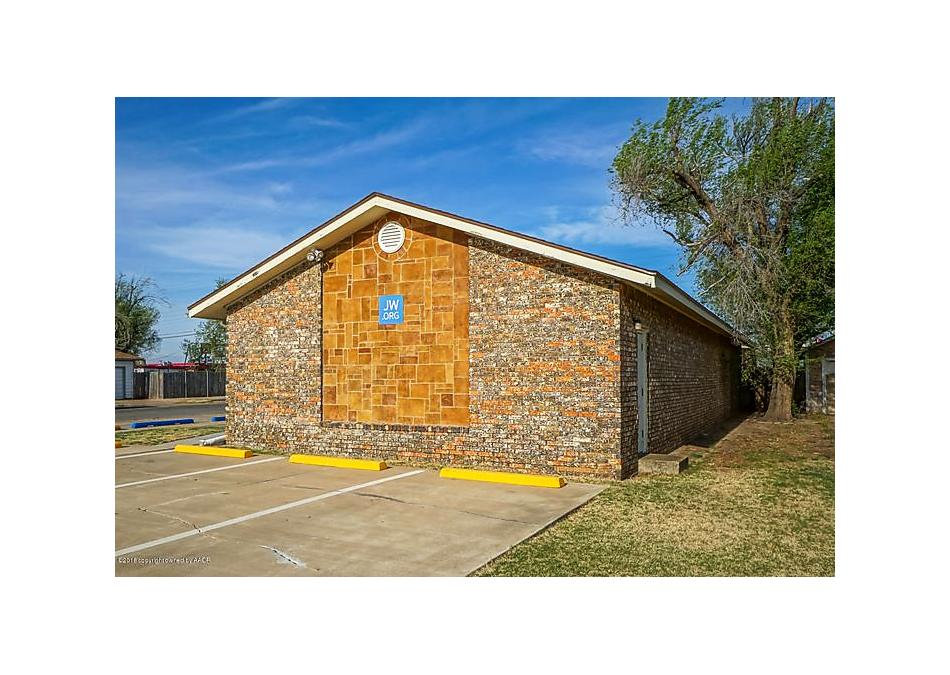Photo of 1701 Coffee St Pampa, TX 79065