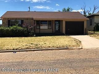 Photo of 104 Kiekbusch St Borger, TX 79007