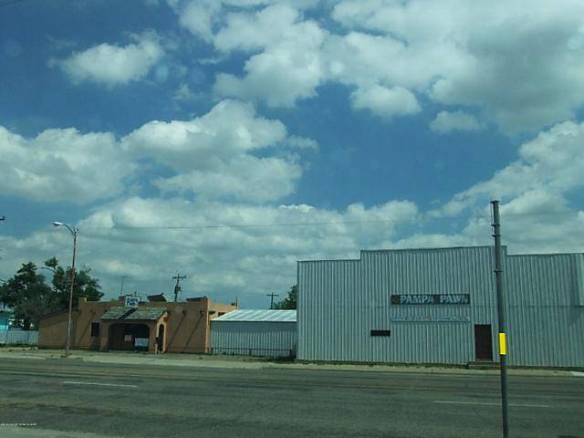 Photo of 208 E Brown St Pampa, TX 79065