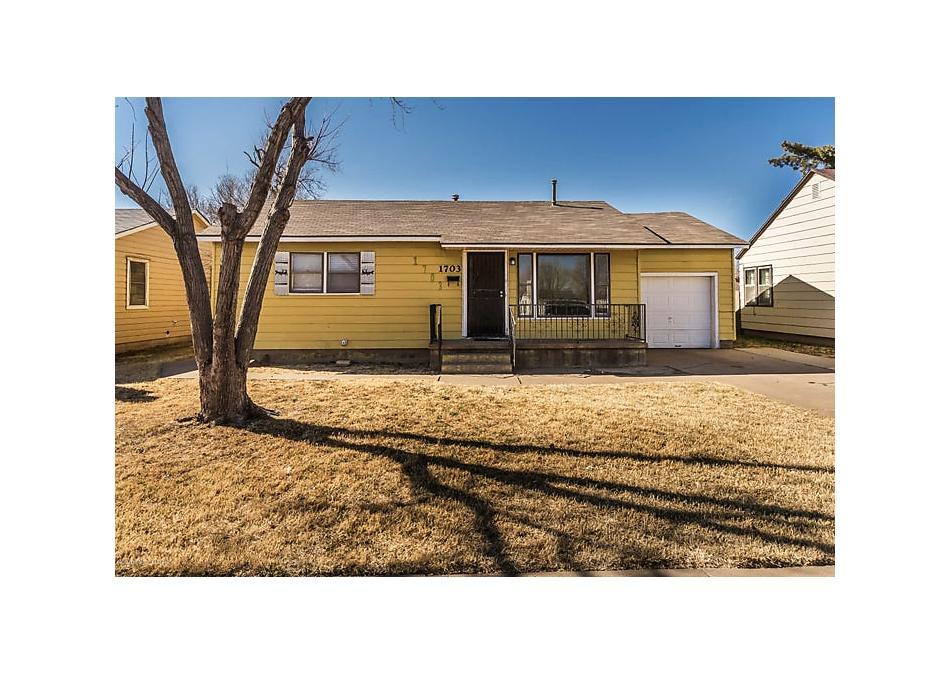Photo of 1703 Spring St Amarillo, TX 79107