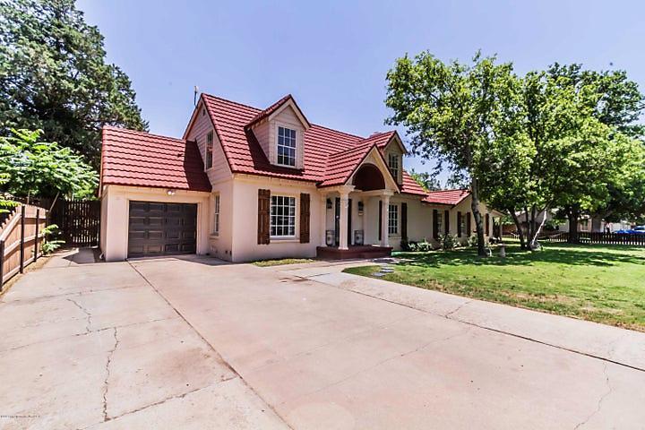 Photo of 1521 Fannin St Amarillo, TX 79102