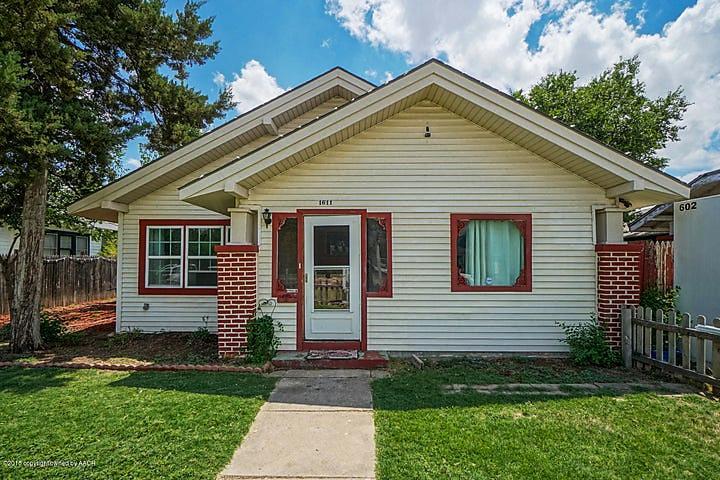 Photo of 1611 Monroe St Amarillo, TX 79102