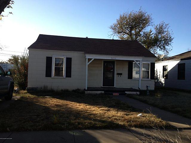 Photo of 3610 Taylor St Amarillo, TX 79110