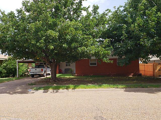 Photo of 1101 Evergreen Borger, TX 79007