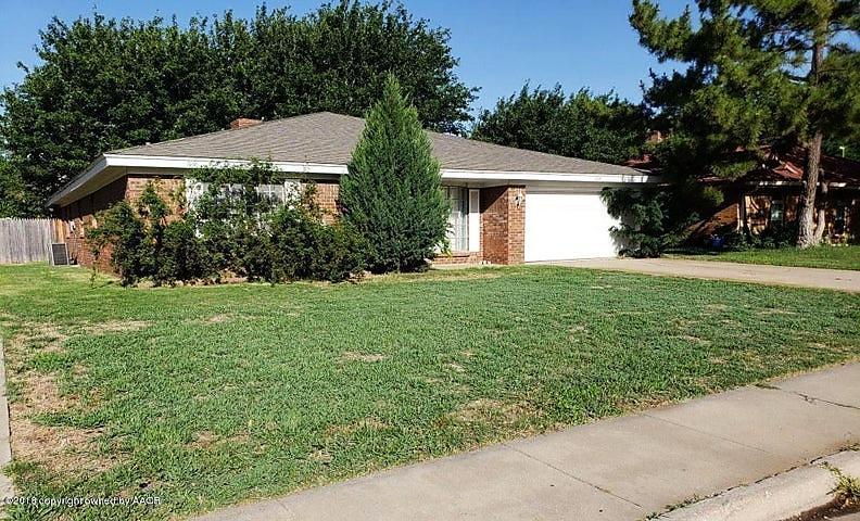 Photo of 3714 Rutson Dr Amarillo, TX 79109