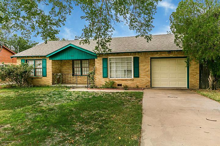Photo of 2222 Peach Tree St Amarillo, TX 79109