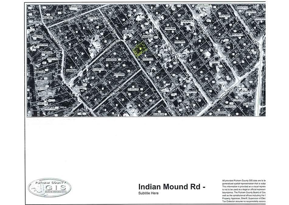 Photo of 124 Indian Mound Rd Satsuma, FL 32189