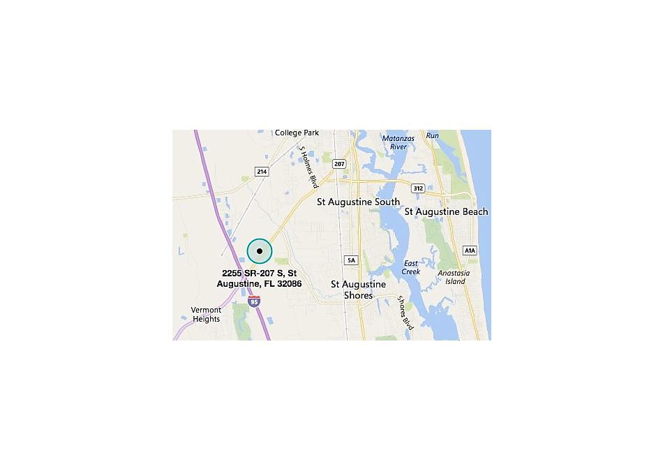 Photo of 2255 Sr 207 St Augustine, FL 32084