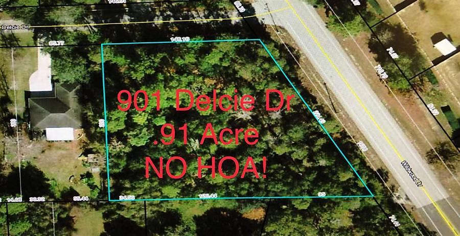 Photo of 901 Delcie Drive St Augustine, FL 32086