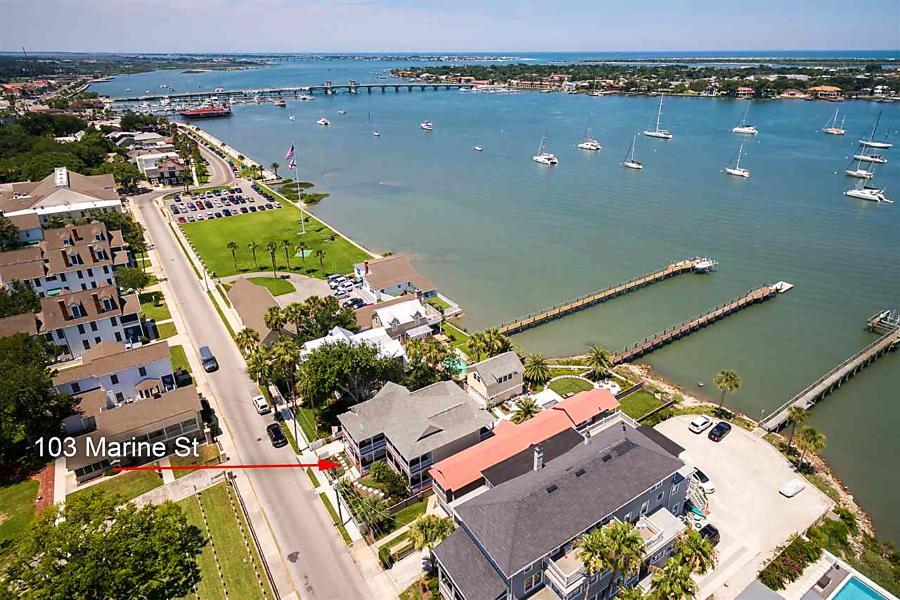 Photo of 103 Marine St St Augustine, FL 32084