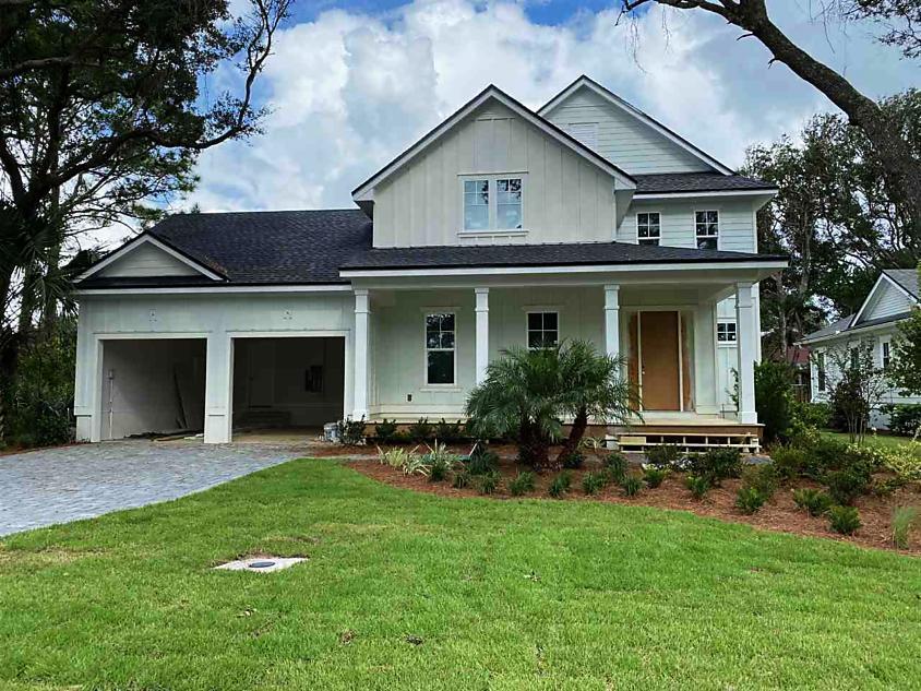 Photo of 420 Ridgeway Rd. St Augustine Beach, FL 32080