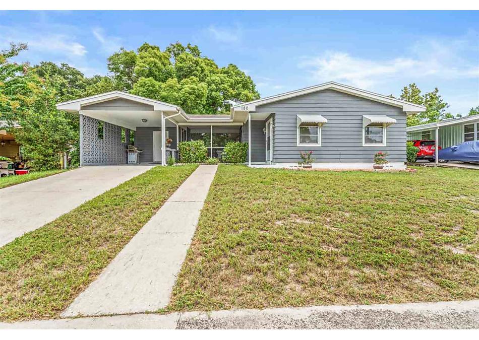 Photo of 180 Andora St St Augustine, FL 32086
