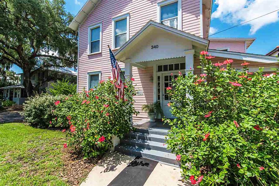 Photo of 340 Charlotte Street St Augustine, FL 32084