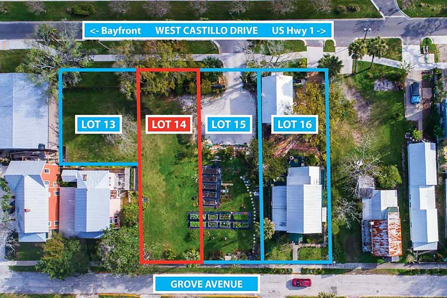 Photo of 0 Grove Ave. Lot 14 St Augustine, FL 32084