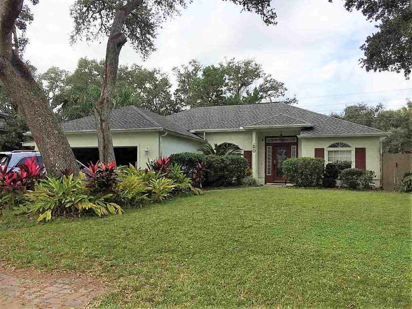 Photo of 20 Lee Drive St Augustine, FL 32080
