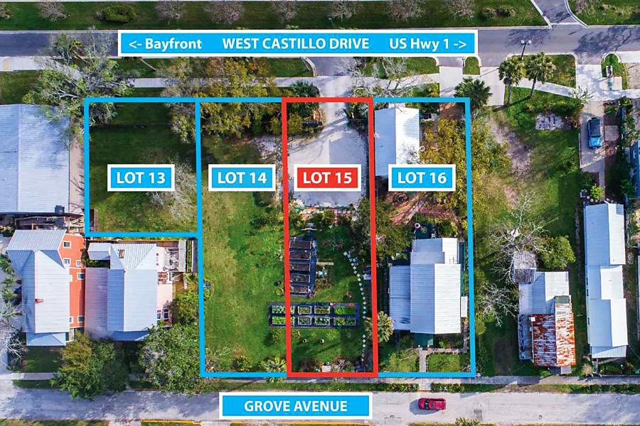 Photo of 28 W Castillo  Lot 15 St Augustine, FL 32084